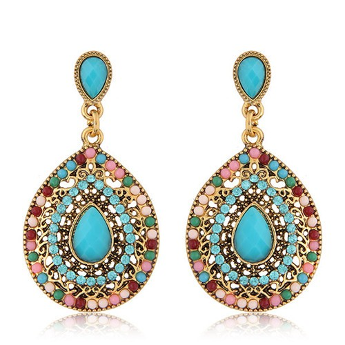 Bohemian Fashion Earrings