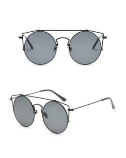 6 Colors Available Simple Frame Cat Eye Design Fashion Sunglasses