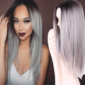 6 Color Available Straight Synthetic Wig