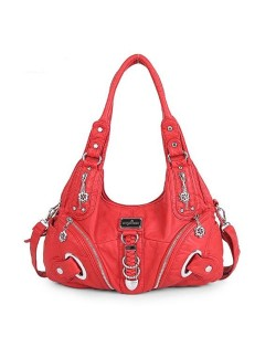 ef278ab008 (13 Colors Available) High Fashion Women PU Tote Bag  Shoulder Bag
