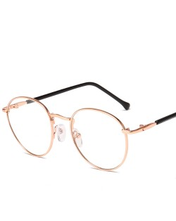 6 Colors Available Slim Frame Vintage Fashion Women Protective Glasses