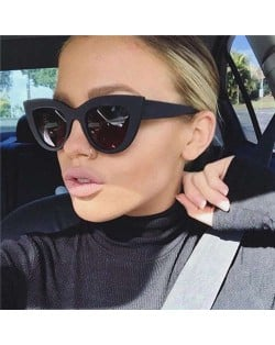 10 Colors Available Vintage Cat Eye Style Summer Fashion Women Sunglasses