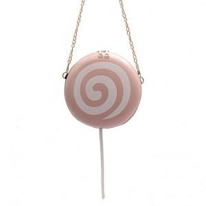 Cute Lolipop Design Internet Celebrity Casual Fashion Women Shoulder Bag