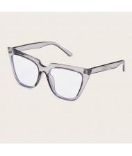5 Colors Available Internet Celebrity Fashion Cat Eye Shape Frame Women Sunglasses