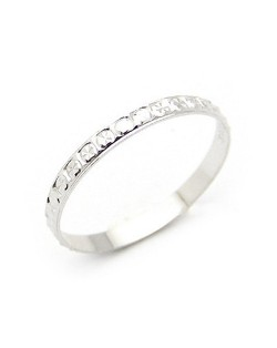 Starry Fashion 925 Sterling Silver Ring