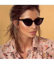 8 Colors Available High Fashion Cat Eye Design Internet Celebrity Choice Women Sunglasses