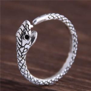 Vintage Snake Design Alloy Wholesale Ring