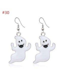 Wholesale Jewelry Classsic Design Funny Specter Popular Halloween Costume Earrings