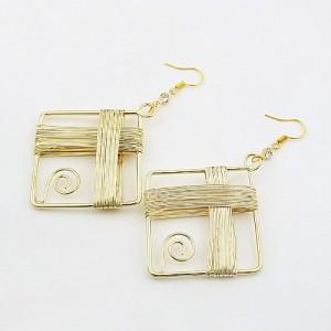 Abstract Simplicity Design Korean Fashion Earrings