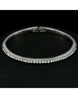 Bangle - Platinum