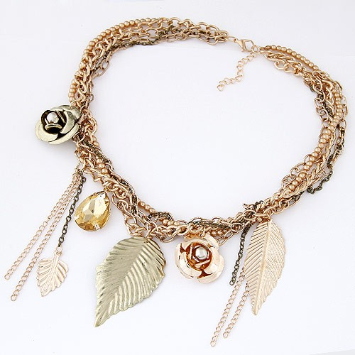 JewelryBund Statement Necklace