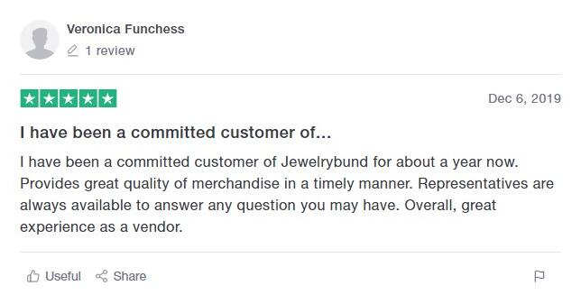 JewelryBund Customers Reivew3